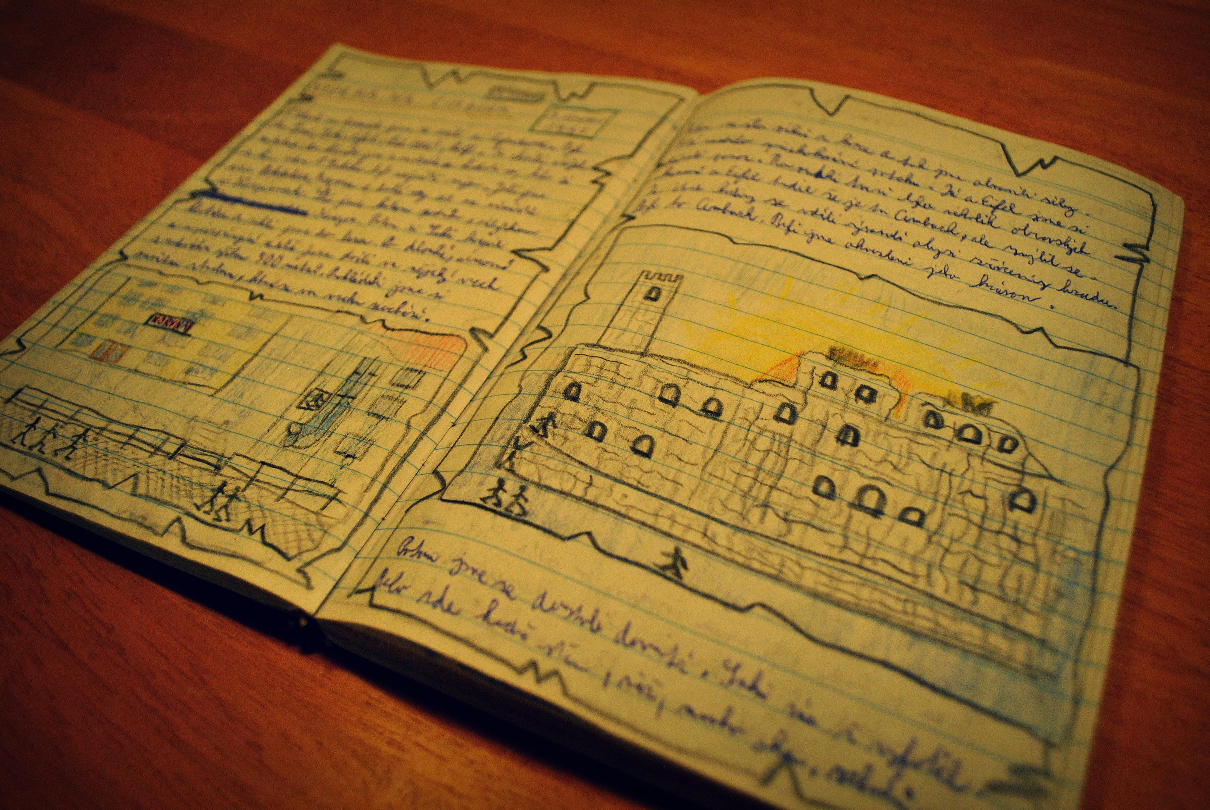 deník