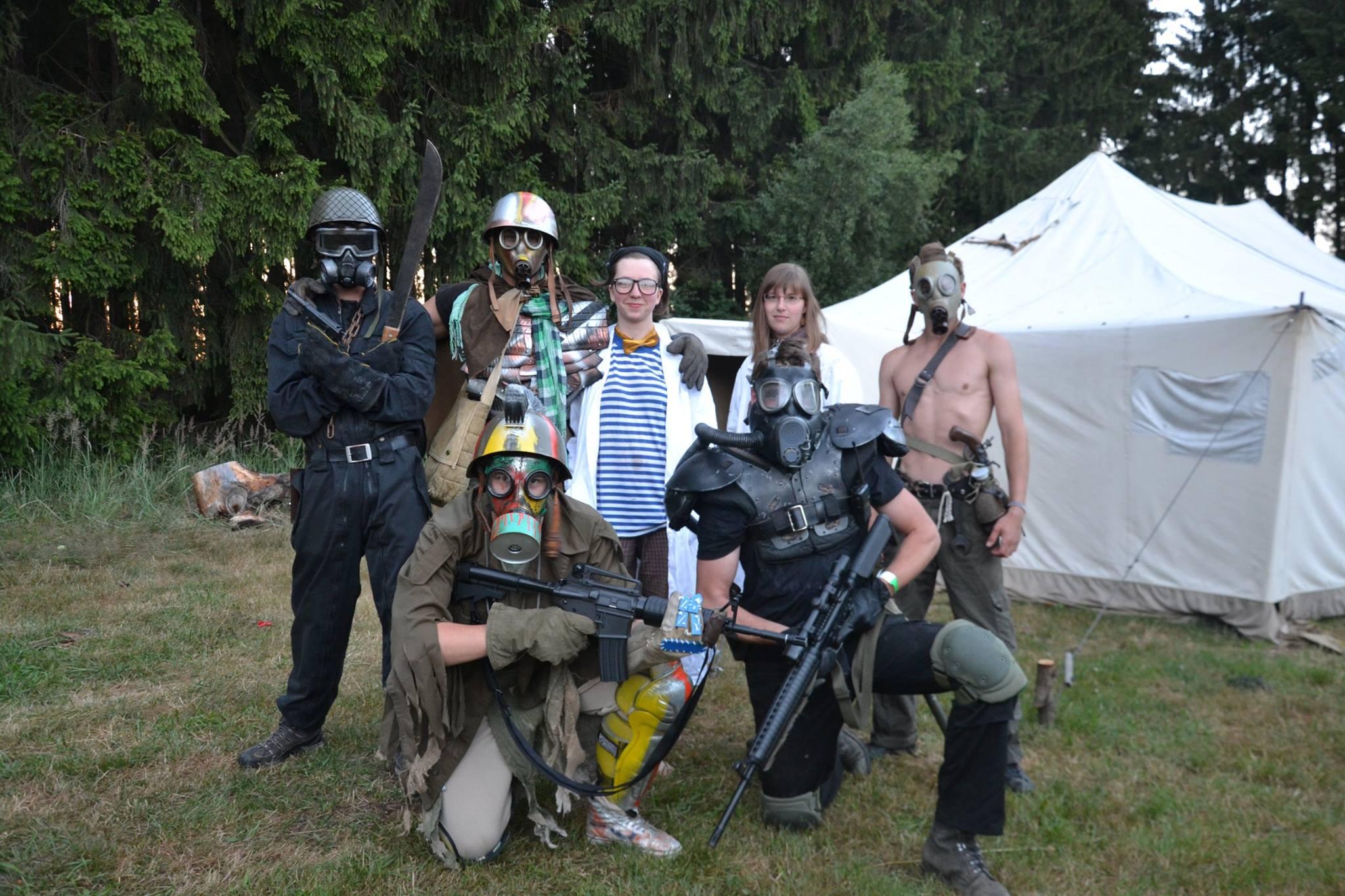 Tábor na Pikárci