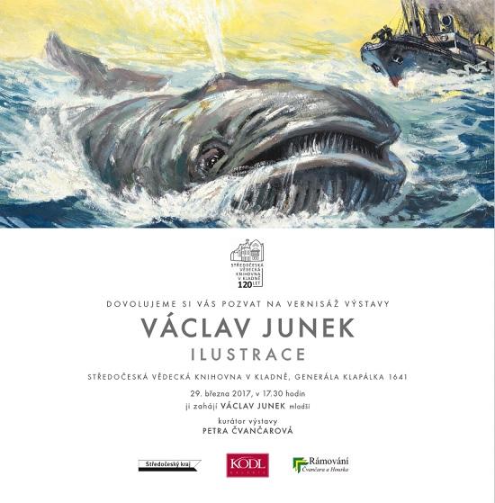 Výstava Václav Junek v kladně