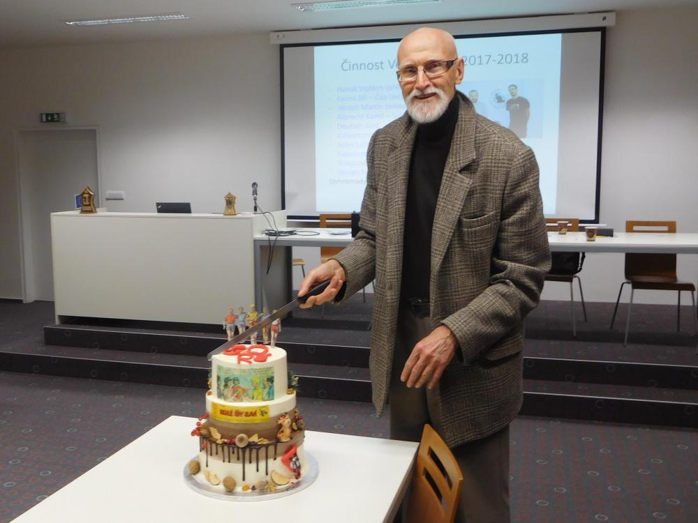 Dort k výročí RŠ a narozeninám MV Bobra
