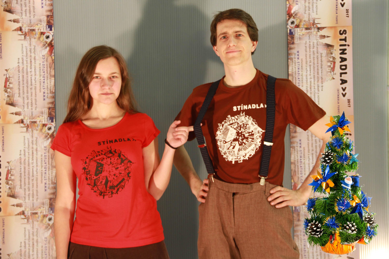 Foglarovská trička jsou hitem!