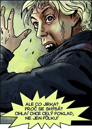 výřez z komiksu